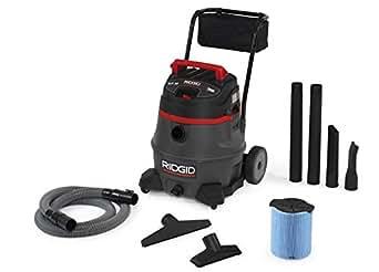 Ridgid 50348 1400RV Wet/Dry Vacuum with Cart,