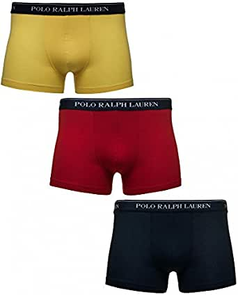 Ralph Lauren Cotton Stretch - Boxer - Pack De 3 - Homme