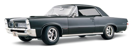 diecast-model-pontiac-gto-hurst-edition-1965-in-black