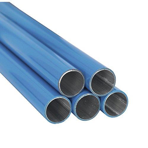Sealey CAS22AP Aluminium Air Pipe, Dia 22 mm x 3 m, Set of 5