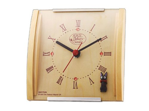 Majo courier citizen M35 wall clock Brown semi gloss finishing ( light brown ) 8MGA35-M07