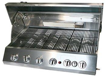 gasgrill delaware au enk che grill 4 burner bei anazo kaufen. Black Bedroom Furniture Sets. Home Design Ideas