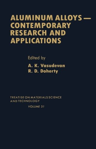 Aluminum Alloys-Contemporary Research And Applications, Volume 31: Treatise On Materials Science And Technology