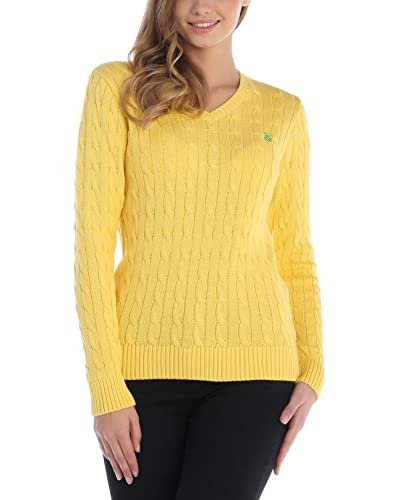 ZZZ_Giorgio Di Mare Pullover gelb