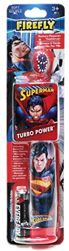 Firefly Power Toothbrush - Superman (Batman Brush compare prices)