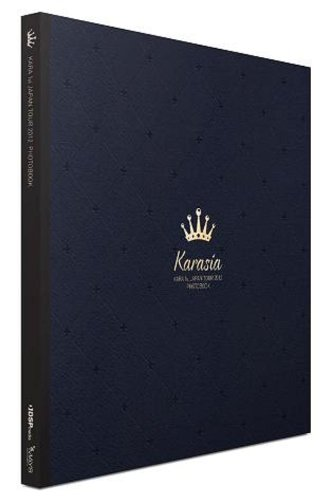 K-pop Kara - Karasia : Kara 1st Japan Tour (2012) Photobook (1disc)