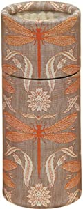 HomArt Dragonfly Damask Cylinder Shape Matches