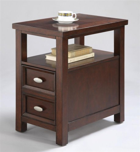 night stands cherry finish