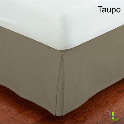 Bed Skirt 20 Inch Drop front-1025951