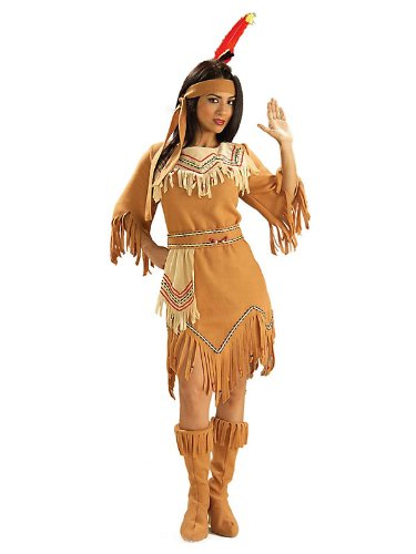 Native American Maiden Costume For Women