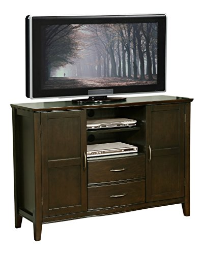 Simpli Home Williamsburg 52 inches wide x 36 inches high Tall TV Stand picture