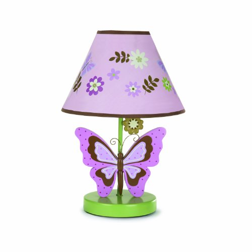 NoJo Emily Lamp and Shade - 1