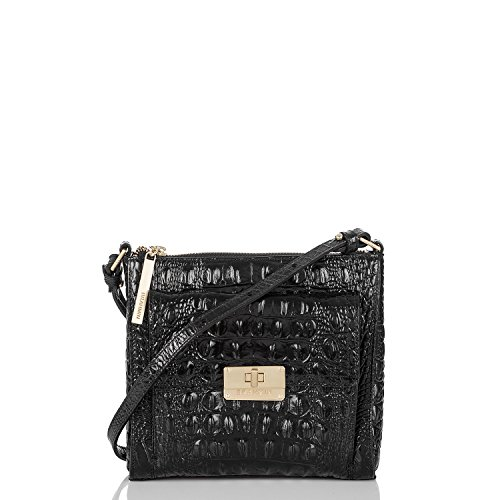 Mimosa Crossbody<br>Black Melbourne