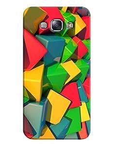 FurnishFantasy 3D Printed Designer Back Case Cover for Samsung Galaxy A8