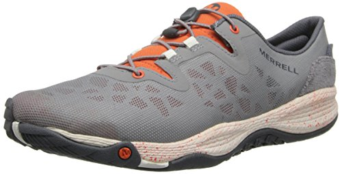 Merrell Women's All Out Shine Walking Shoe,Wild Dove,9.5 M US