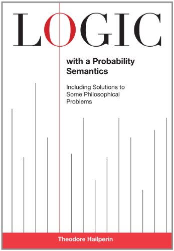 Amazon.com: Logic with a Probability Semantics (9781611460100): Theodore Hailperin: Books