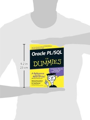 pl sql for dummies pdf