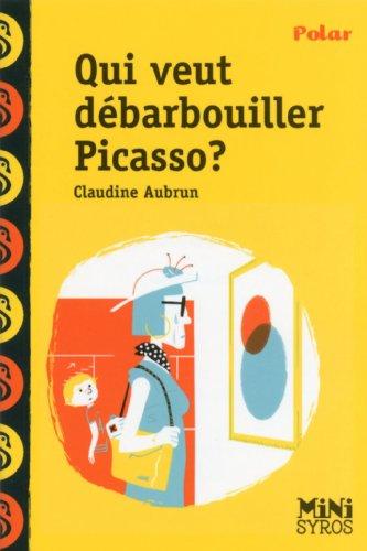 Les enquêtes de Nino : Qui veut débarbouiller Picasso ?
