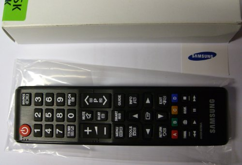 Original Samsung Fernbedienung AA59-00786A für alle F-Modelle der Serien 6/7/8/9 z.B. UE40F6500, UE46F6500, UE40F6470, UE46F6470, UE32F6270, UE40F6270, UE40F7090, UE46F8090, UE55F9090