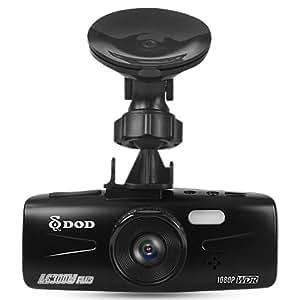 "DOD Ls300w 2.7"" LCD Car Dashboard Camera FULL HD 1080p, Advanced WDR Super Night Vision, 140 Degree Lens, G-sensor, F/1.6 Big Aperture, Motion detection"