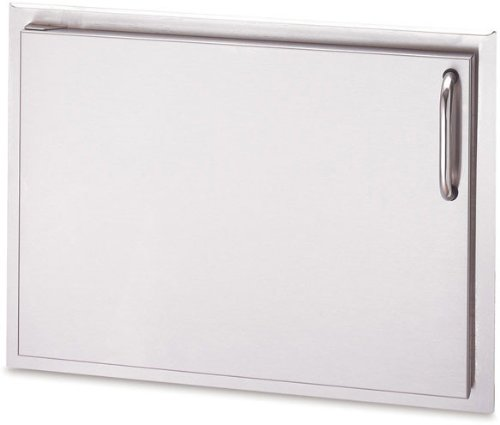 "American Outdoor Grill 1724Ssdl 24"" Stainless Steel Single Access Door: Left Swing Door Hinge"
