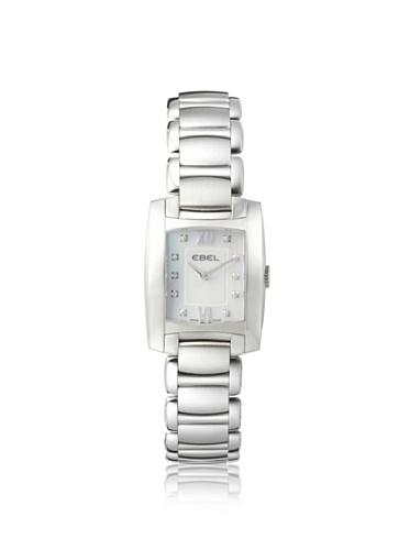 Ebel 1215605 - Reloj de pulsera mujer, acero inoxidable