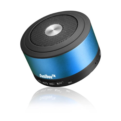 Danibos Super Bass Mini Wireless Portable Bluetooth Speaker Support Hands-Free Function Tf Card For Car Apple Iphone Ipod Ipad Samsung Galaxy, Note ,Sony Nokia Blackberry Smartphones Mp3/Mp4 Player Kindle Fire Latop Macbook Pc Tablet Computer Bluetooth En