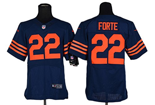 [Dpoing Men's Chicago Bears Matt Forte #22 football jerseys] (Matt Barkley Costume)
