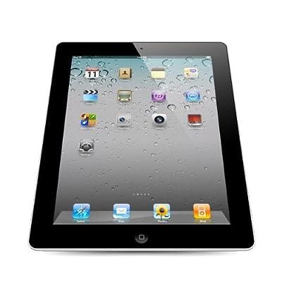MD067LL/A iPad 2 Wi-Fi 3G 64GB Black-ATT