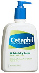 Cetaphil Moisturizing Lotion, Fragrance Free - 16 fl oz