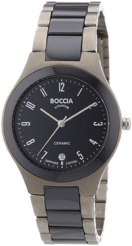 Boccia Women's Quartz Watch Ceramic 3564-03