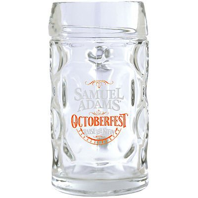 Sam Adams Octoberfest Mug (Set of 2) (Sam Adams Beer Glass Set compare prices)