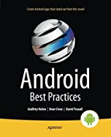 Android Best Practices Front Cover
