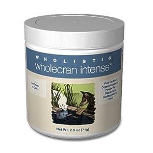 Wholistic Pet Organics Wholistic Wholecran Intense Dog & Cat Supplement (2.5 oz. container)