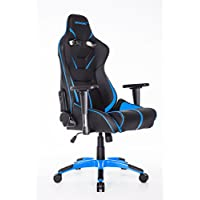 AKRacing AK-9011 XL Series Racing Style Gaming Office Chair (Black/Blue)