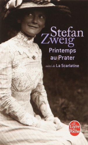 Printemps au Prater + La Scarlatine