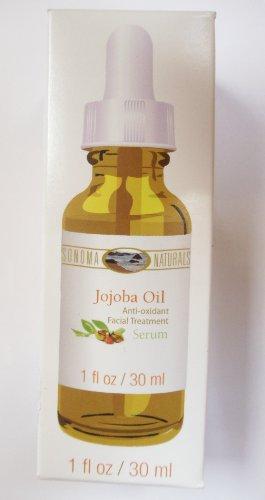 Sonoma Naturals Jojoba Oil Antioxident Facial Serum, 1Oz