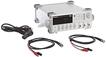 GW Instek SFG-2100 Series DDS Function Generator with 9 Digit LED Display, Counter, Sweep and AM/FM Modulation