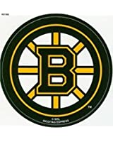 Boston Bruins Round Vinyl Decal