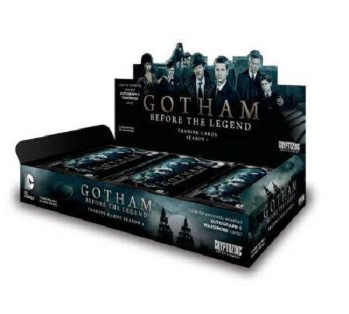 2016 Cryptozoic Gotham Season 1 Before the Legend TV 72 Card Base Set at Gotham City Store