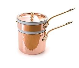 Mauviel Copper 5-1/2-Inch Double Boiler
