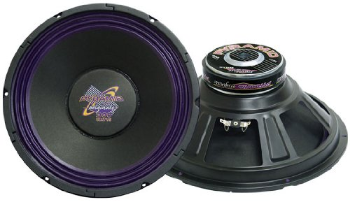 Pyramid Wh1238 12-Inch 400 Watt High Power Paper Cone 8 Ohm Subwoofer