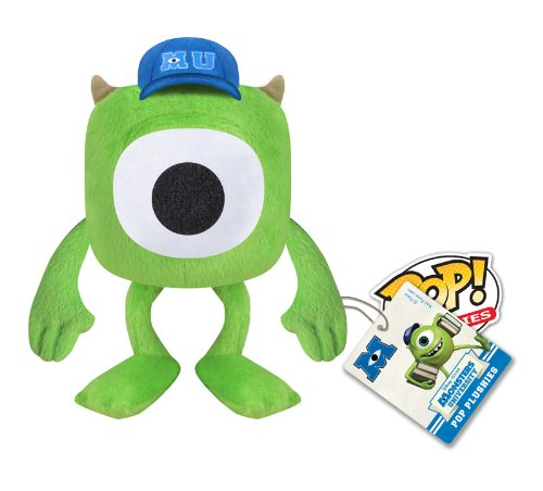 Funko Disney POP Mike Wazowski Plush - 1