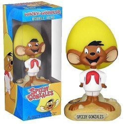Funko Wacky Wobbler Looney Tunes Series 1 Speedy Gonzales by Funko [병행수입품]-