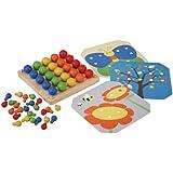 PlanToys Plan Preschool Creative Peg Boad Preschool