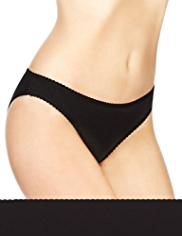 5 Pack Cotton Rich Bikini Knickers