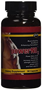 New You Vitamins NO2 Power Capsules - Pack of 90