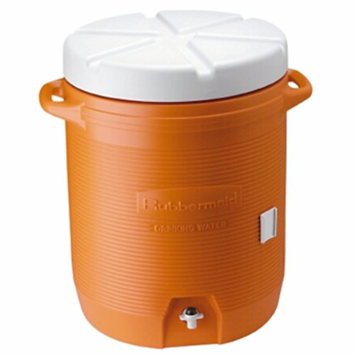 Water Coolers Style: Cap. Vol.:10Gal, Color:Orange