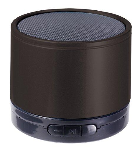 Craig Cma3568Bk Portable Speaker With Bluetooth, Black