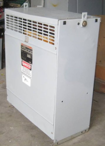 Federal Pacific 34 Kva 460 To 460Y/266 3Ph Isolation Transformer Fh34Cfmd 34Kva